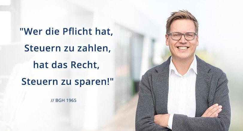 Steuerberater Hannover Oliver Bletgen